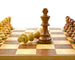 Урок №4 Как ходит король